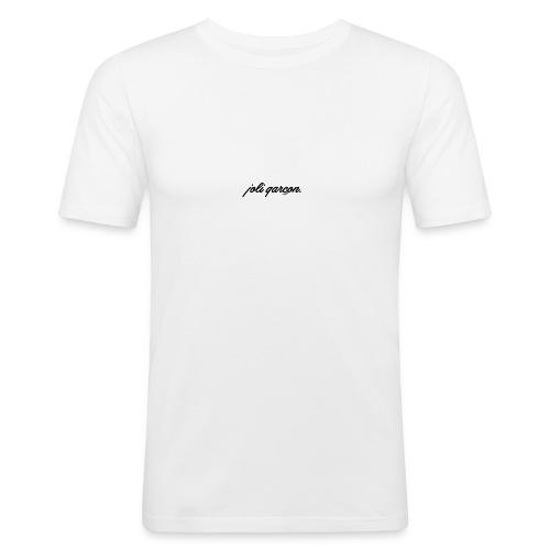 Joli Garcon Paris - T-shirt près du corps Homme