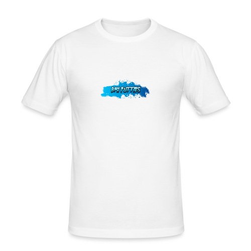 Bri futties original design - Men's Slim Fit T-Shirt