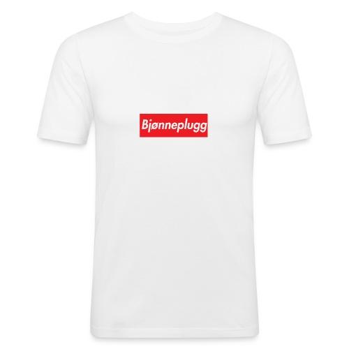 Classic Tee - Slim Fit T-skjorte for menn