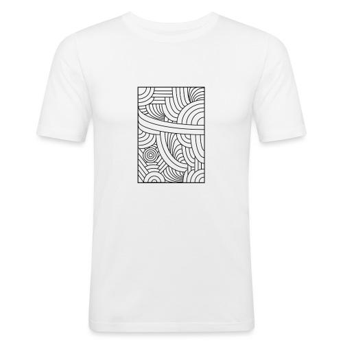 Brut - T-shirt près du corps Homme