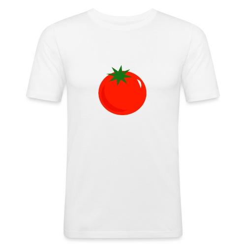 Tomate - Camiseta ajustada hombre