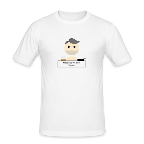The Godfather - Father's Day - T-shirt près du corps Homme