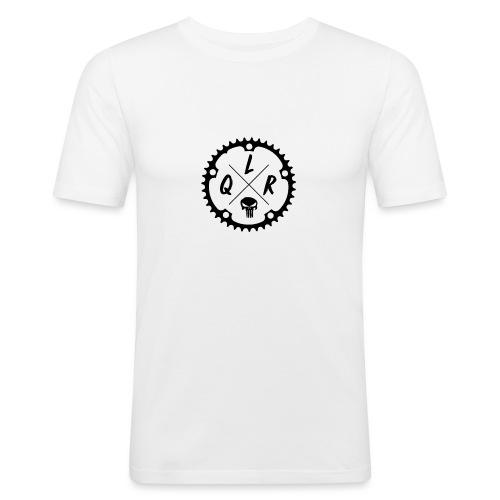 [Logo Noir] - T-shirt près du corps Homme