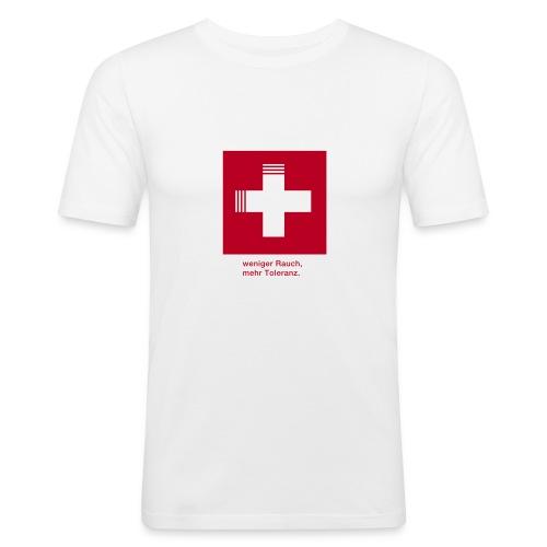 rauch 2 - Männer Slim Fit T-Shirt