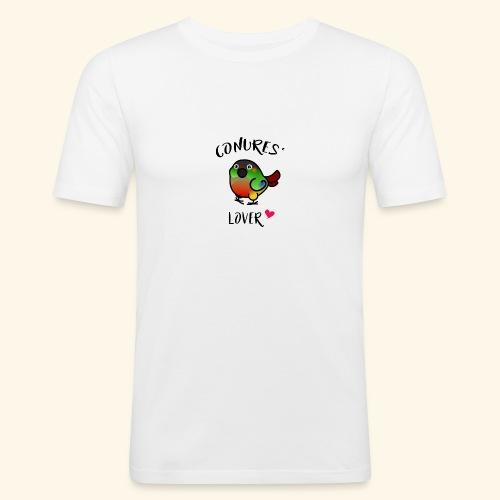 Conures' Lover: opaline - T-shirt près du corps Homme