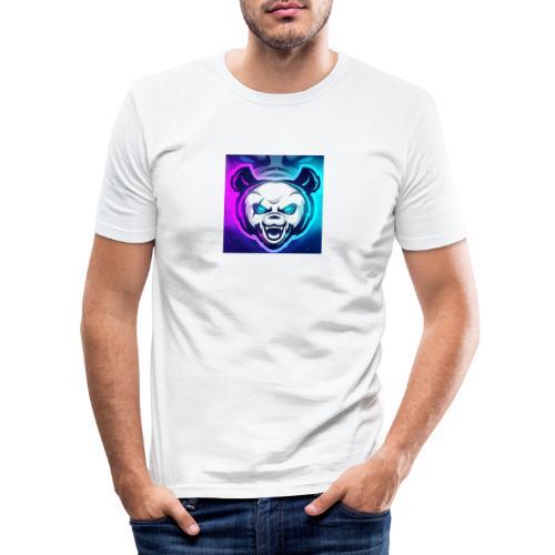 Hz Esport team - Männer Slim Fit T-Shirt