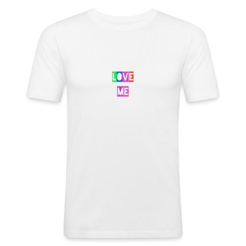 LoveMe - Camiseta ajustada hombre
