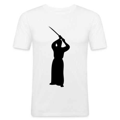 jodan2 - Männer Slim Fit T-Shirt