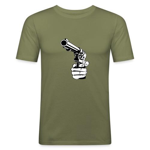 pray for you - T-shirt près du corps Homme