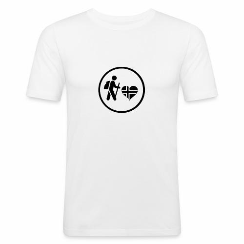 Norwayhike - Slim Fit T-skjorte for menn
