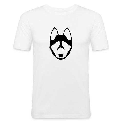 Husky - T-shirt près du corps Homme