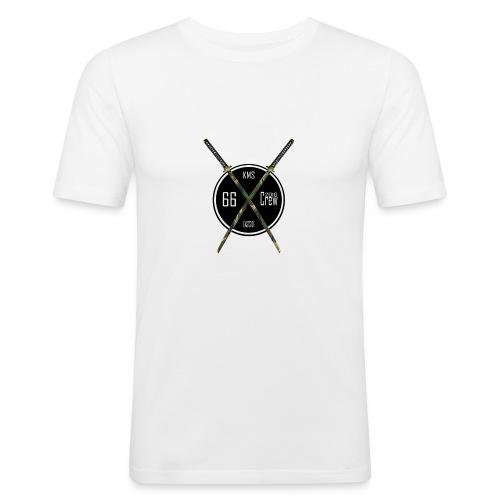 KMS/66Crew 2016 - Männer Slim Fit T-Shirt