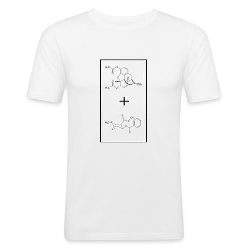 Speedball - Maglietta aderente da uomo