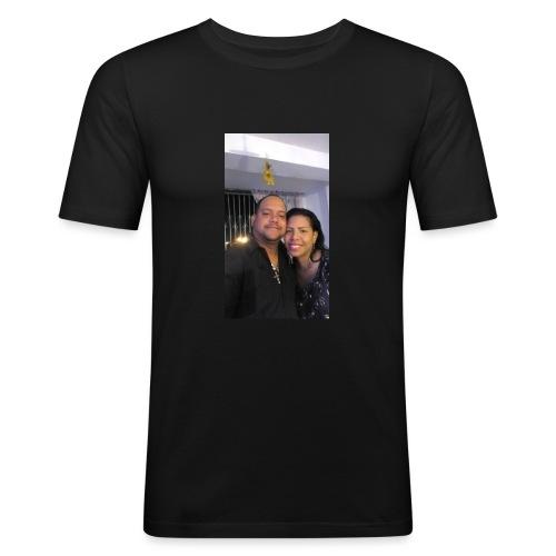 15844878 10211179303575556 4631377177266718710 o - Camiseta ajustada hombre