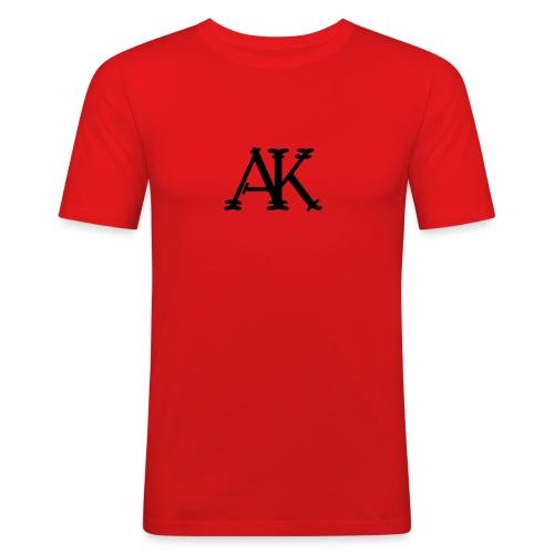 Brand logo - Mannen slim fit T-shirt
