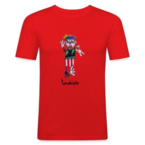 Tardivo - T-shirt près du corps Homme