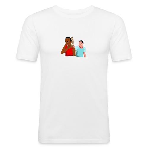 T-shirt maura 1 - Camiseta ajustada hombre