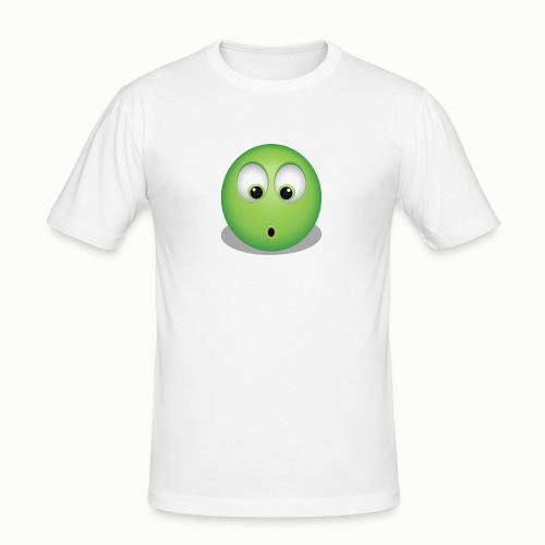 Verwundert - Männer Slim Fit T-Shirt