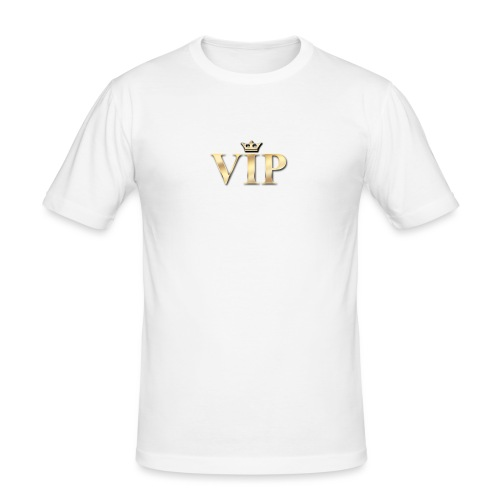 wag-vip-png - Herre Slim Fit T-Shirt
