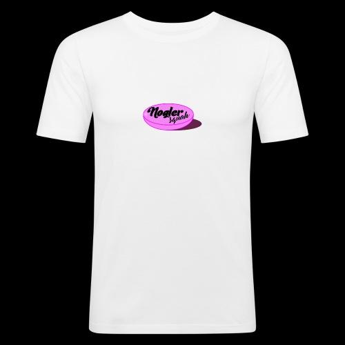 soap tea - Men's Slim Fit T-Shirt