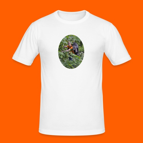bjerkeskog - Slim Fit T-skjorte for menn