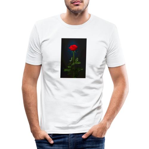 B765DAAC 9970 4569 B002 5D279903CEEE - Herre Slim Fit T-Shirt