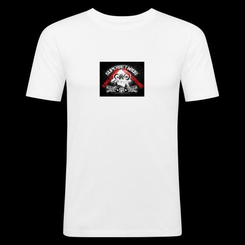 elsace-supermot - T-shirt près du corps Homme