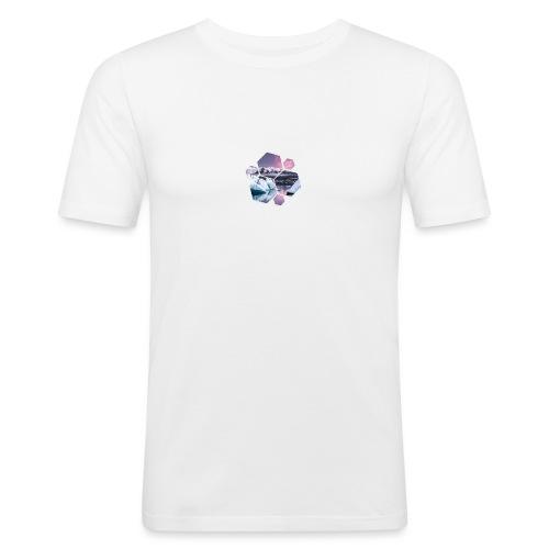 Winter Logo - Men's Slim Fit T-Shirt