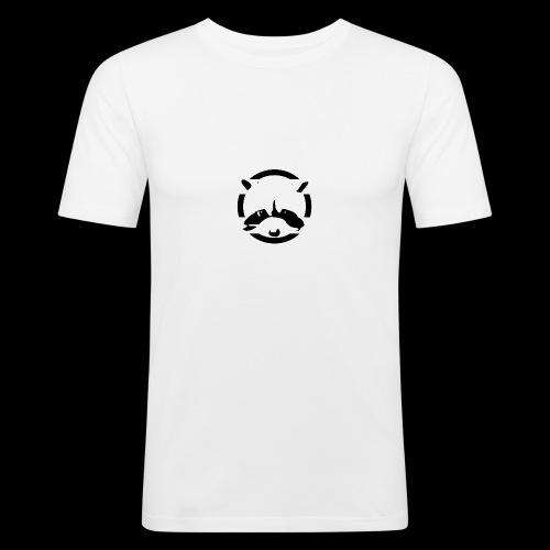 Racoon 1 - T-shirt près du corps Homme