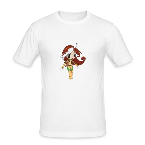Cute X-Men: Rogue - Men's Slim Fit T-Shirt