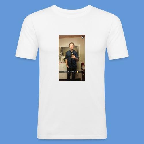 Thekrek- LeTryhardgunvar - Slim Fit T-skjorte for menn