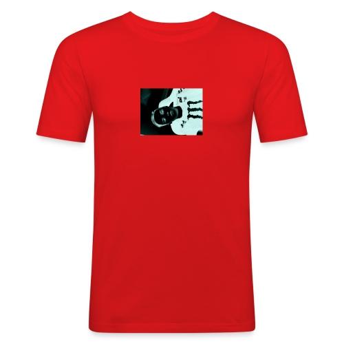 Mikkel sejerup Hansen T-shirt - Herre Slim Fit T-Shirt