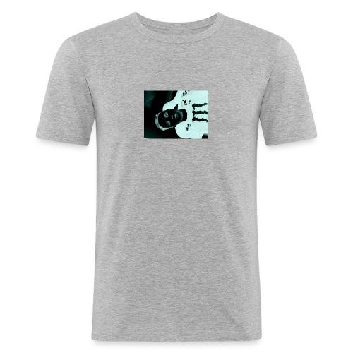 Mikkel sejerup Hansen cover - Herre Slim Fit T-Shirt