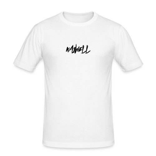 DJKajwell - Men's Slim Fit T-Shirt