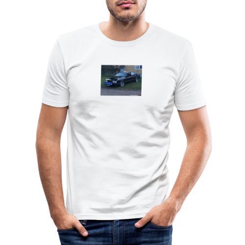 Refill - Slim Fit T-shirt herr