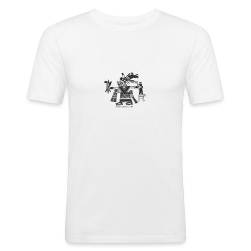 Shamanics T-shirt - Mannen slim fit T-shirt