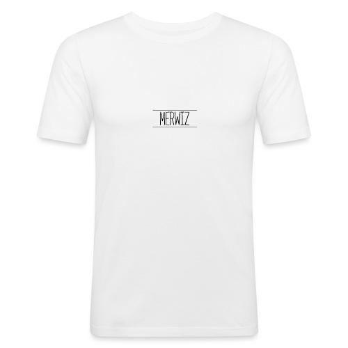Mannen T-Shirt | Merwiz - slim fit T-shirt