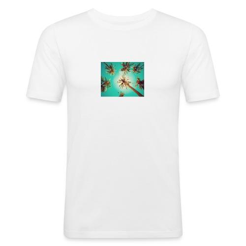 palm pinterest jpg - Men's Slim Fit T-Shirt