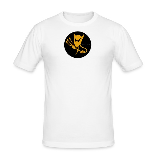 ElectroDevil - Men's Slim Fit T-Shirt