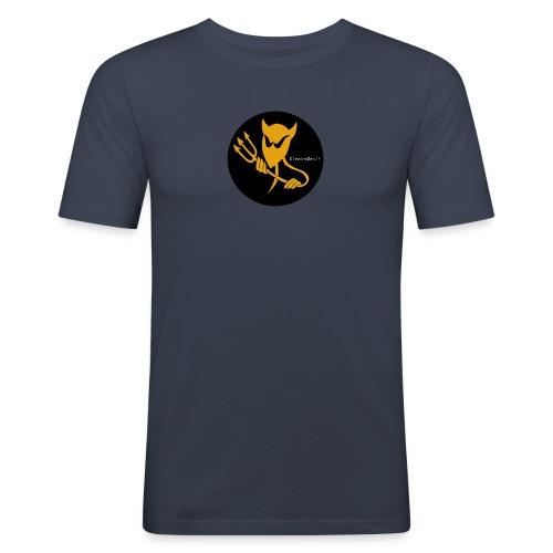 ElectroDevil - Men's Slim Fit T-Shirt