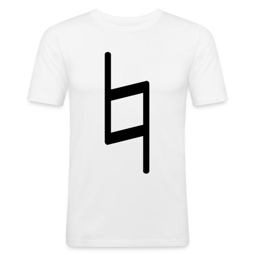 holy brand shirt, black - Männer Slim Fit T-Shirt