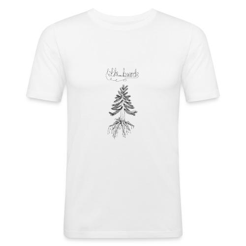 Grutkopp - Slim Fit T-skjorte for menn