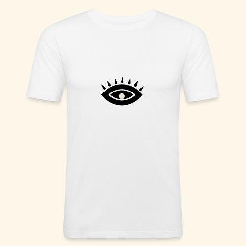 third eye - Slim Fit T-shirt herr