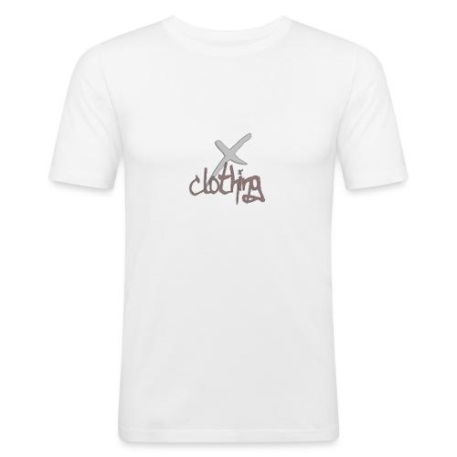 xclothing - Camiseta ajustada hombre