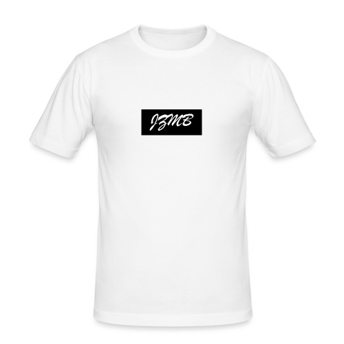 Official JZMB Apparel LOGO - Men's Slim Fit T-Shirt