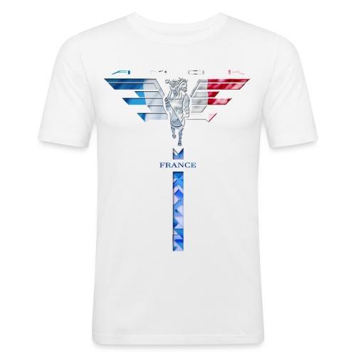 FRANCE - T-shirt près du corps Homme