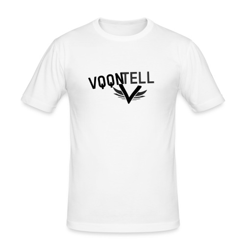 vqqntell - Männer Slim Fit T-Shirt