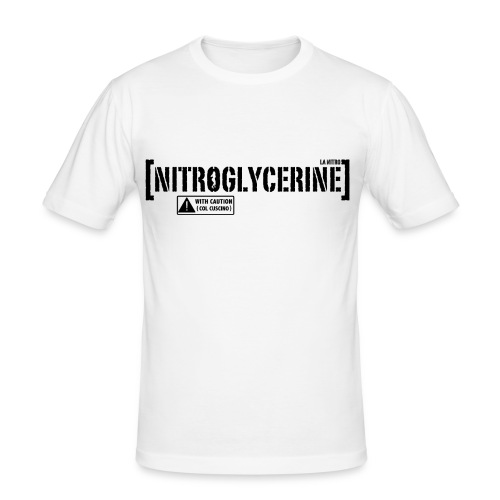 nitro png - Maglietta aderente da uomo
