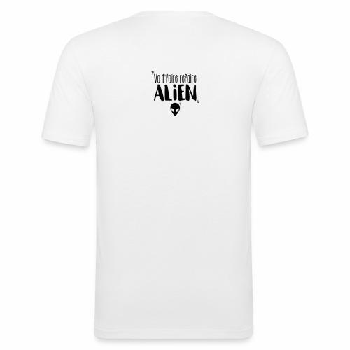 Va te faire refaire ALIEN - T-shirt près du corps Homme