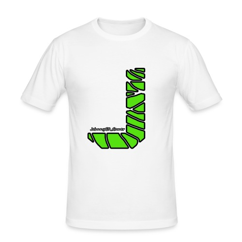 The Big J - Men's Slim Fit T-Shirt